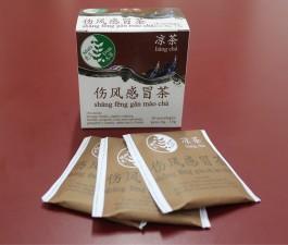 Chá para Lesão por Vento e Resfriado - Shang Feng Gan Mào Chá (Marrom)