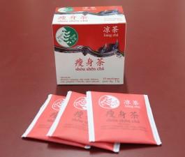Chá para Emagrecer o Corpo - Shòu shēn chá (Vermelho)