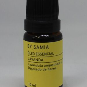 Óleo Essencial Lavanda 10 Ml - By Samia