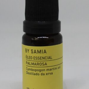 Óleo Essencial Palmarosa 10 ml - By Samia