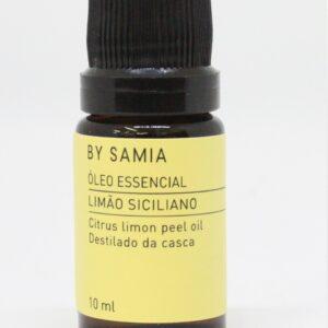 Óleo Essencial Limão Siciliano 10 Ml - By Samia