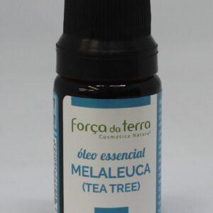 Óleo Essencial Melaleuca (Tea Tree) 10 Ml - Força da Terra
