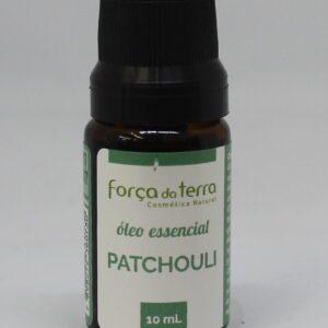 Óleo Essencial Patchouly 10 ml - Força da Terra