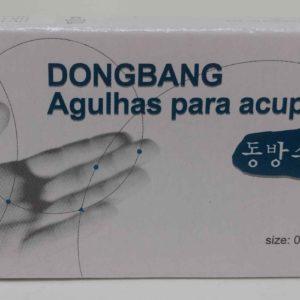 Agulha DongBang - 0,18X8mm