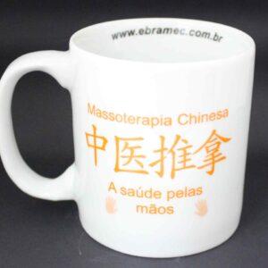 Caneca Massoterapia Chinesa