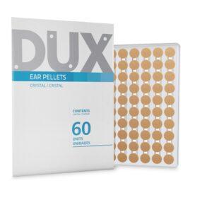 Esferas para Aurículo DUX - Ponto Cristal