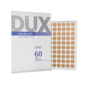 Esferas para Aurículo DUX - Ponto Prata